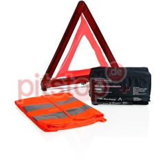 Pitstopde Holthaus Medical Mini Combi 3 In 1 Auto Verbandtasche